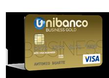 Cartão Business Gold