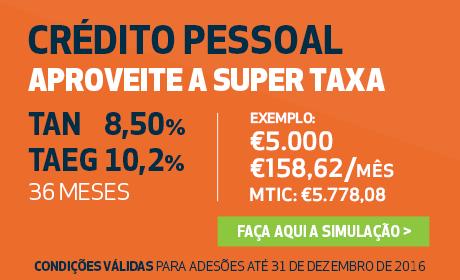 Crédito Pessoal - Super Taxa