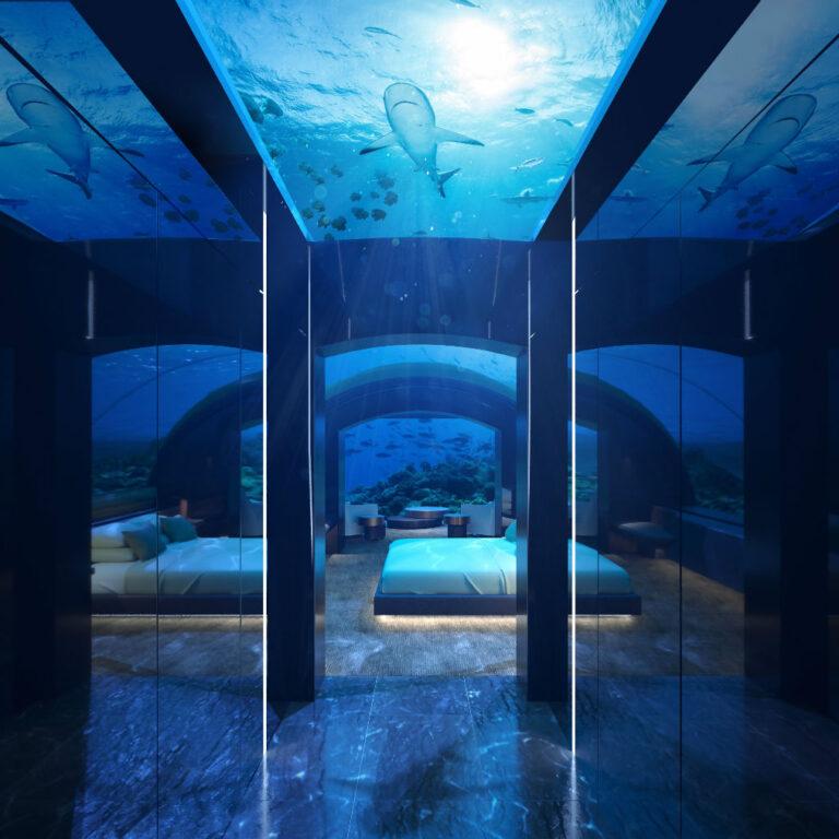 Dormir debaixo de água | Unibanco