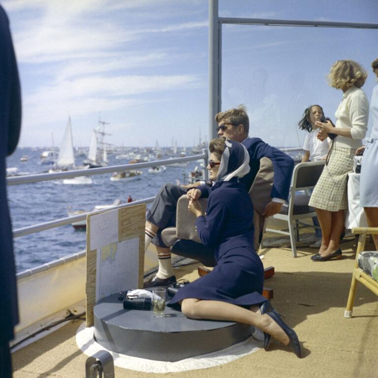 Os Kennedy em Lisboa | Unibanco