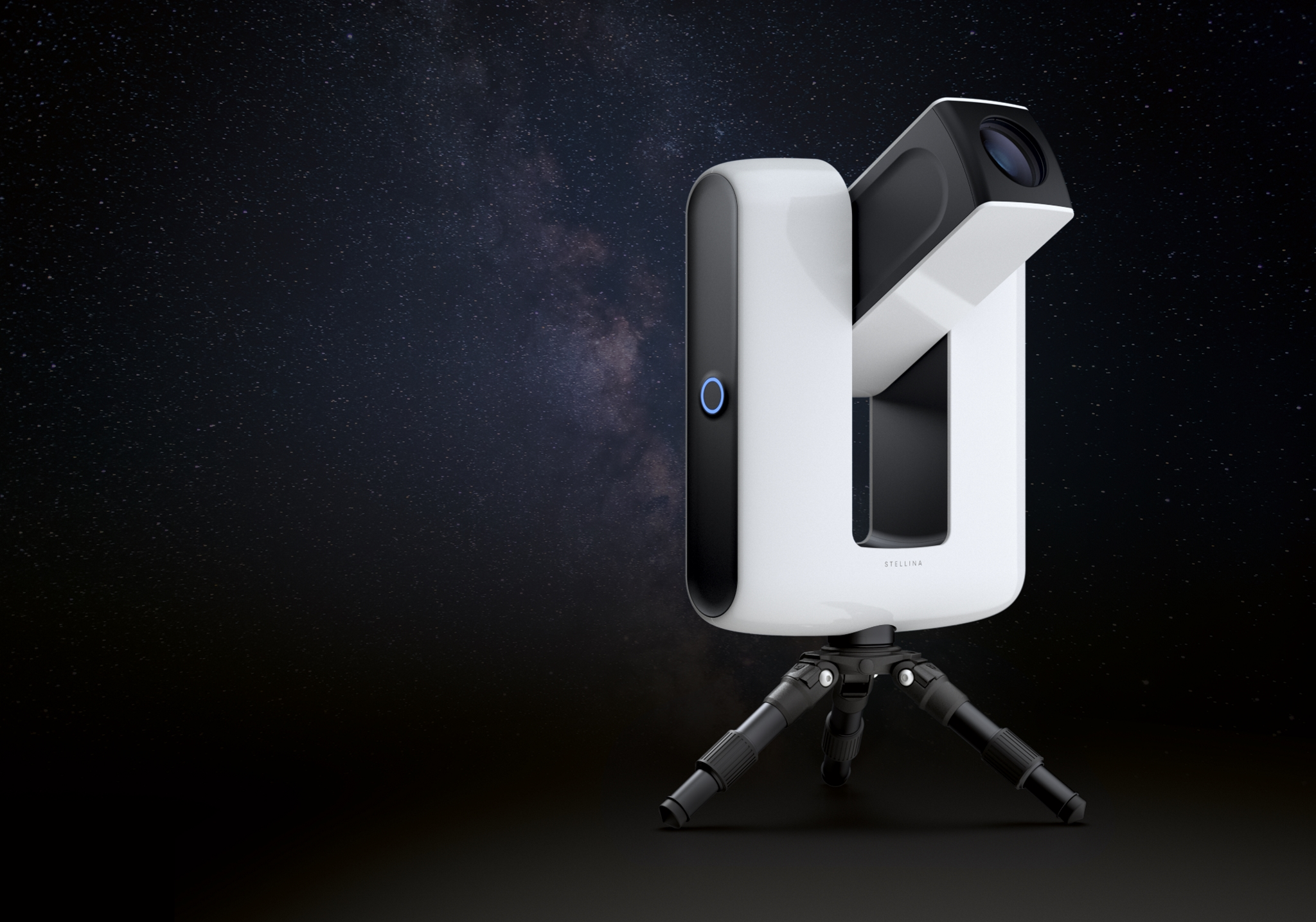 Stellina, o telescópio smart | Unibanco