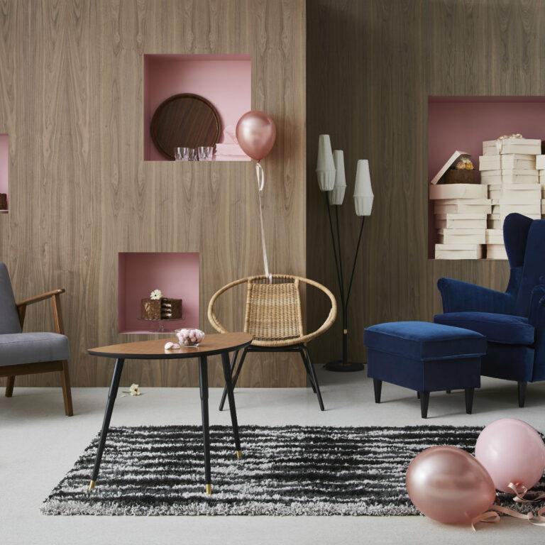 Ikea celebra 75 anos à antiga   Unibanco