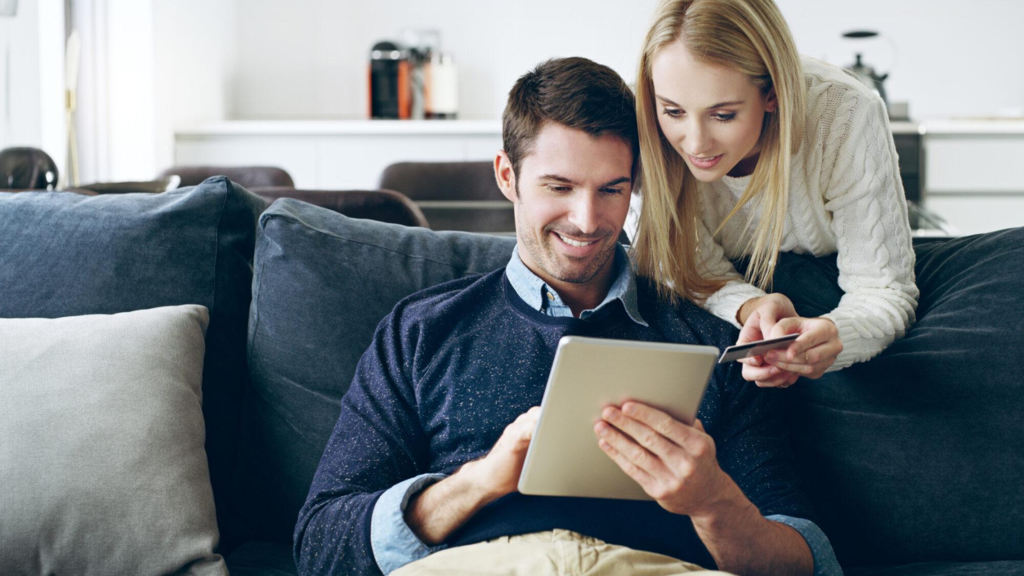 Comprar online e em segurança | Unibanco