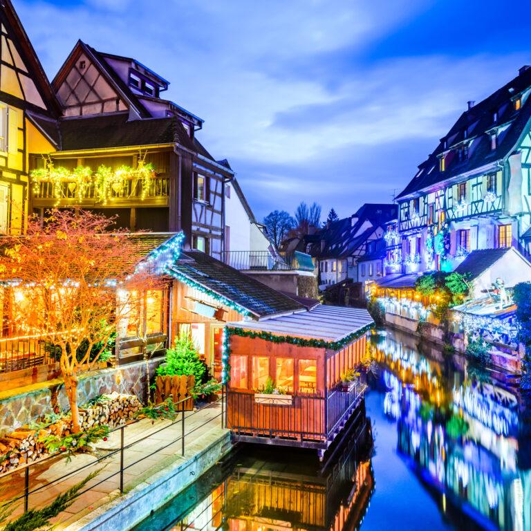 Cinco mercados de Natal na Europa a não perder   Unibanco