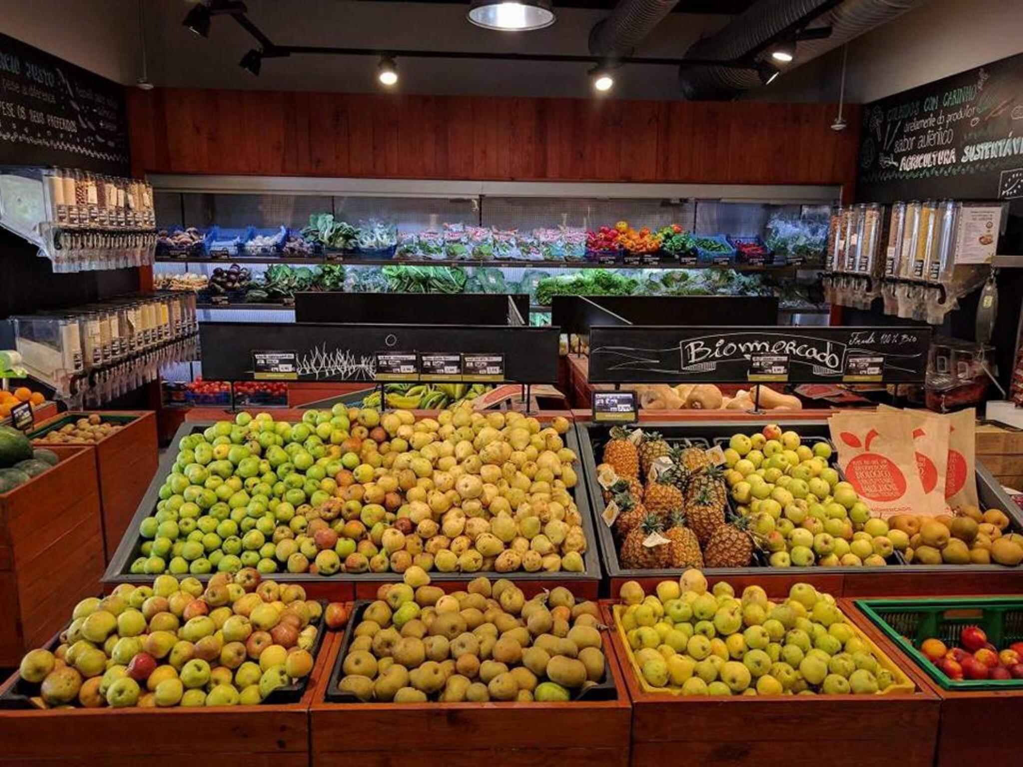 Onde comprar produtos biológicos em Lisboa? | Unibanco
