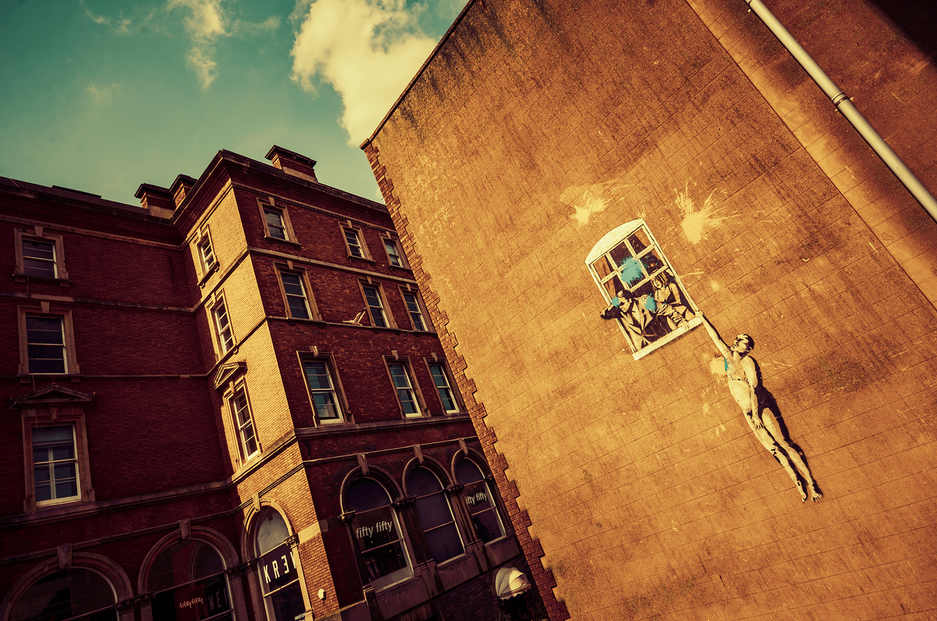 A primeira exposição de Banksy em Lisboa está quase a chegar | Unibanco