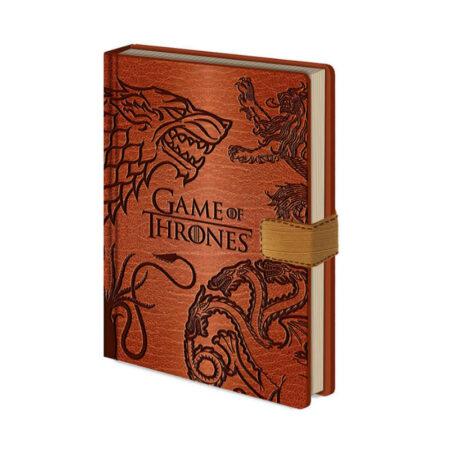 Game of Thrones para mais tarde recordar   Unibanco