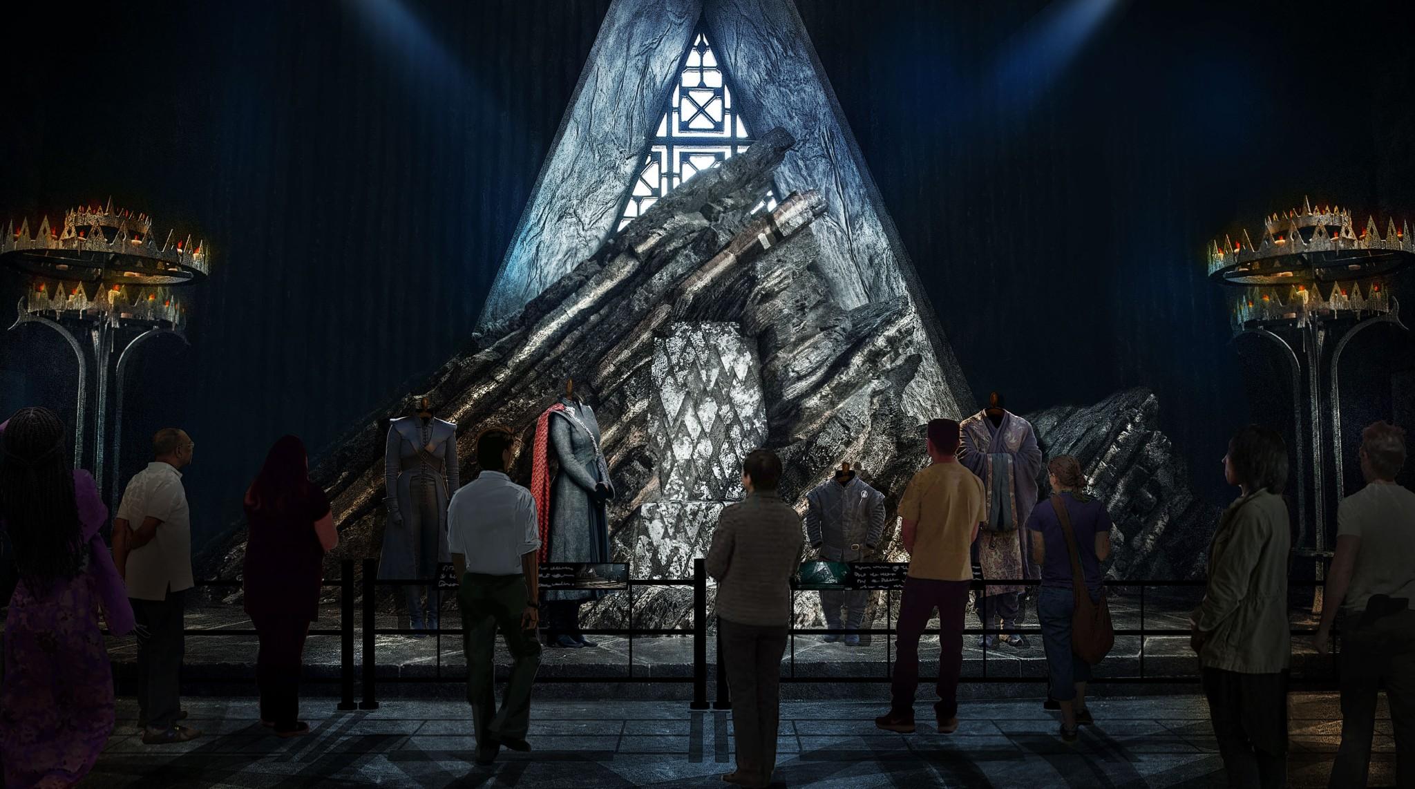 Parque temático Game of Thrones abre no próximo ano | Unibanco