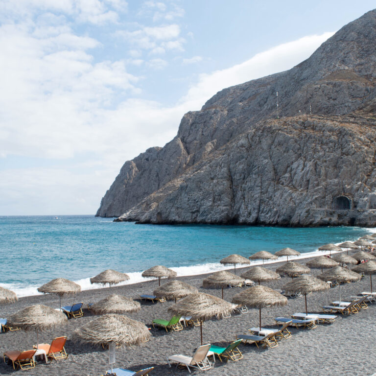 Santorini: um roteiro de viagem   Unibanco