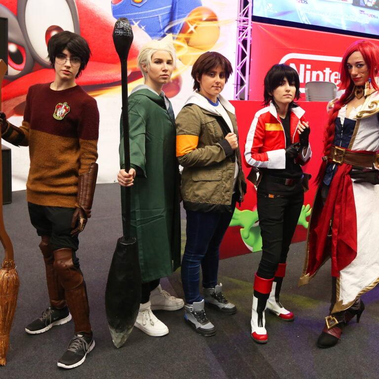 Conheça tudo sobre a Comic Con, o festival da cultura pop | Unibanco