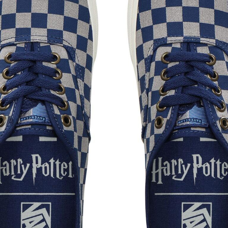 Vans lança coleção mágica dedicada a Harry Potter | Unibanco