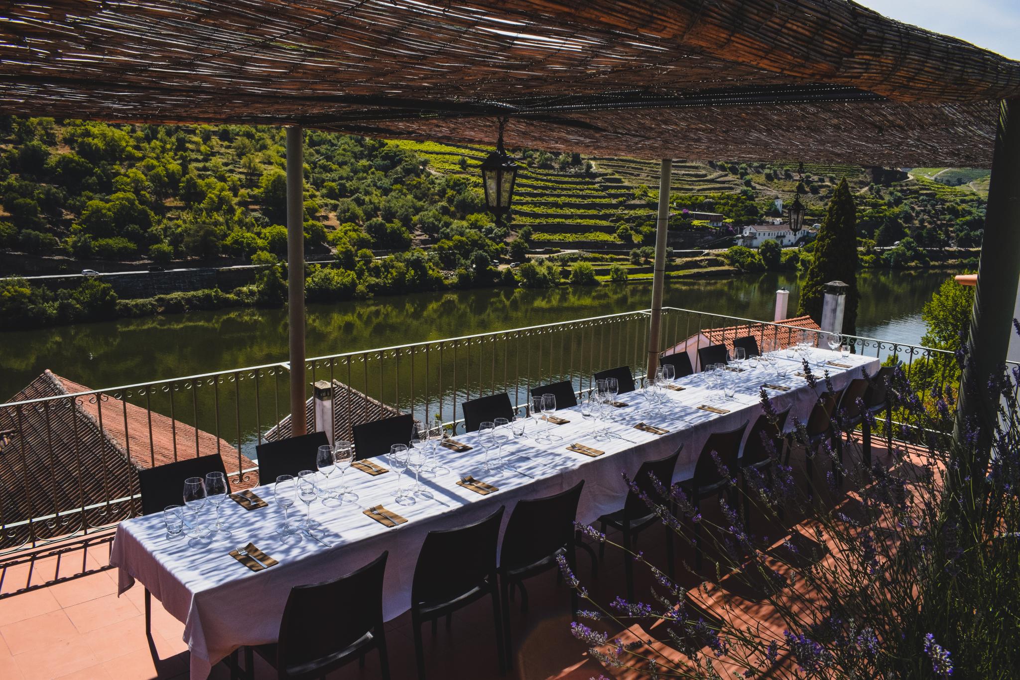 Tim's Terrace: Um rooftop sobre o Douro | Unibanco