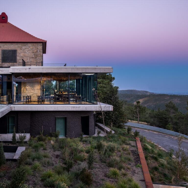 Casa de São Lourenço: um porto de abrigo na montanha | Unibanco