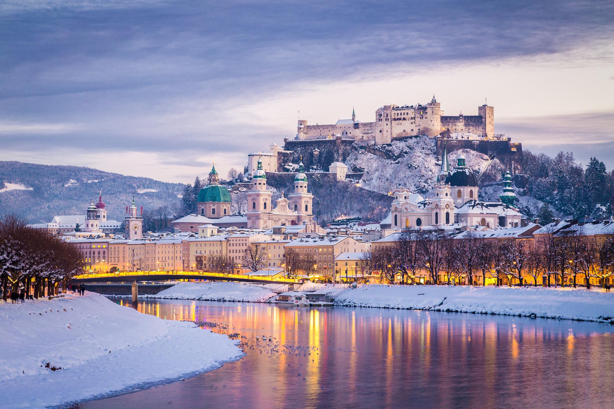 Os mais belos (e antigos) mercados de Natal da Europa | Unibanco