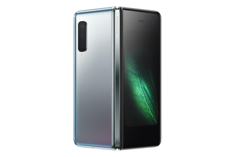 Chegou o Samsung Galaxy Fold, o primeiro telemóvel dobrável   Unibanco