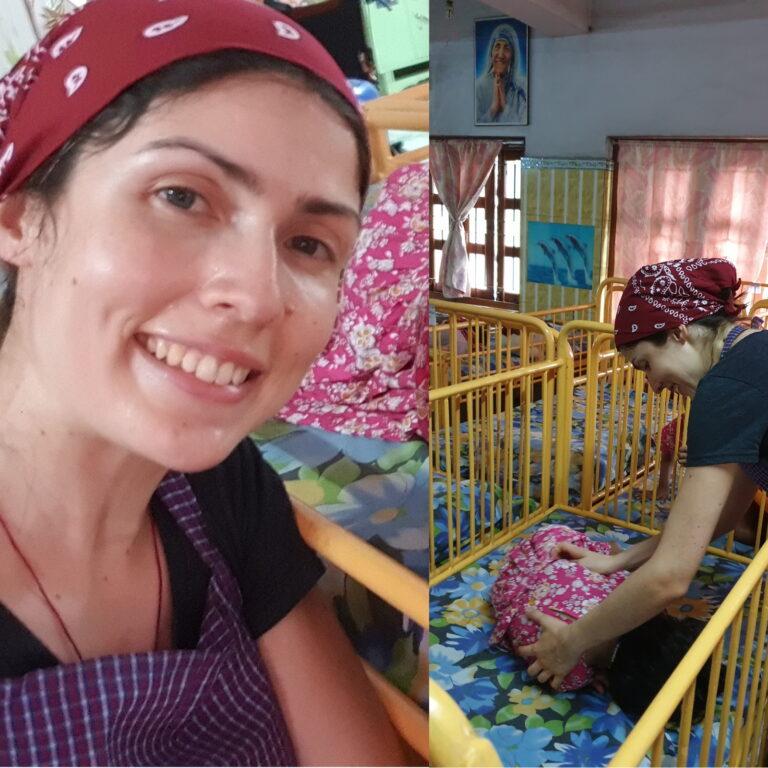 Voluntariado: uma forma diferente de viajar   Unibanco