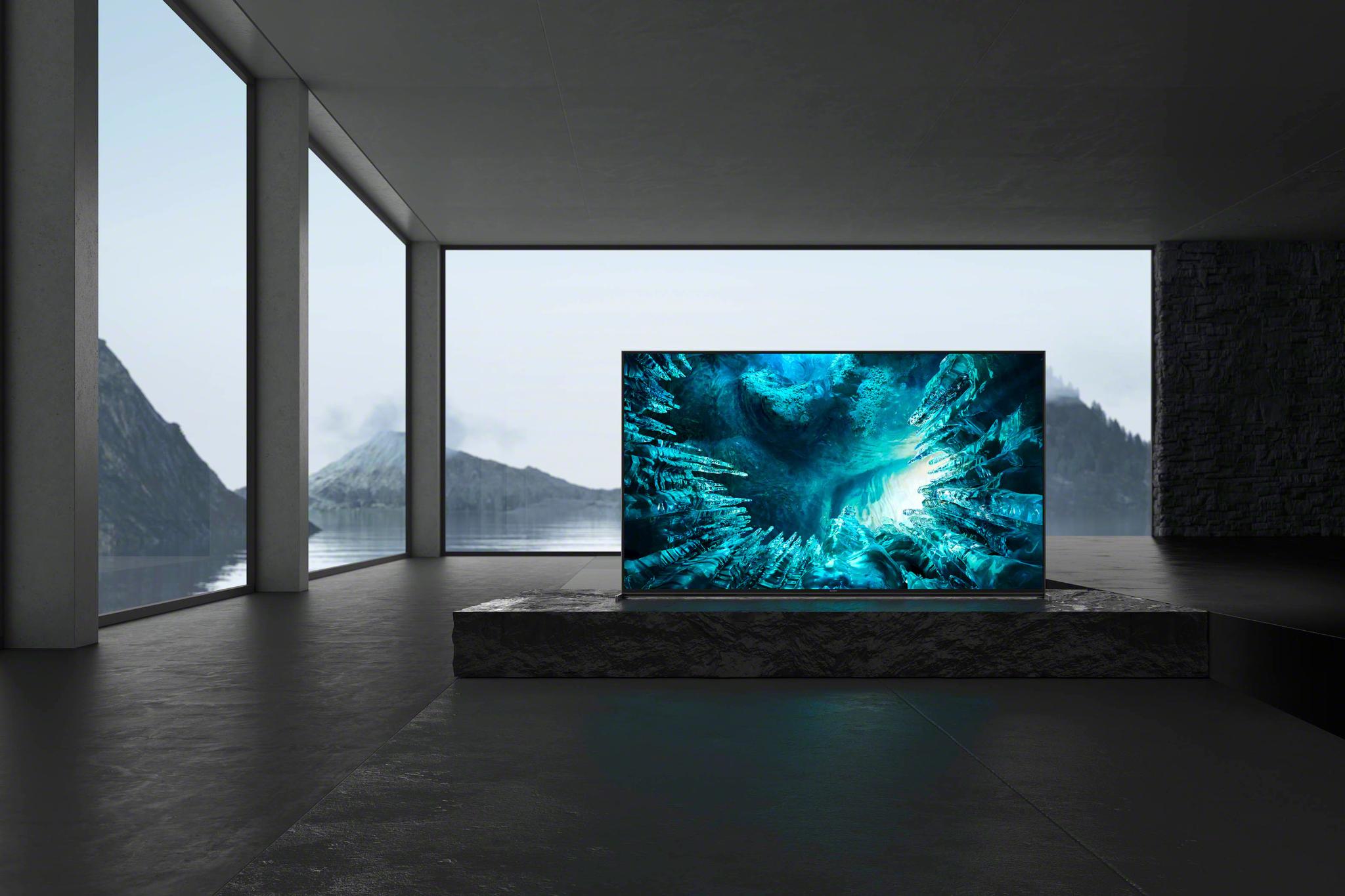 É muito ecrã: chegaram os televisores 8K | Unibanco
