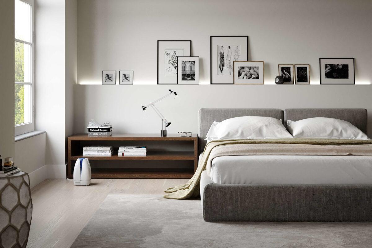 Ar puro, casa saudável | Unibanco