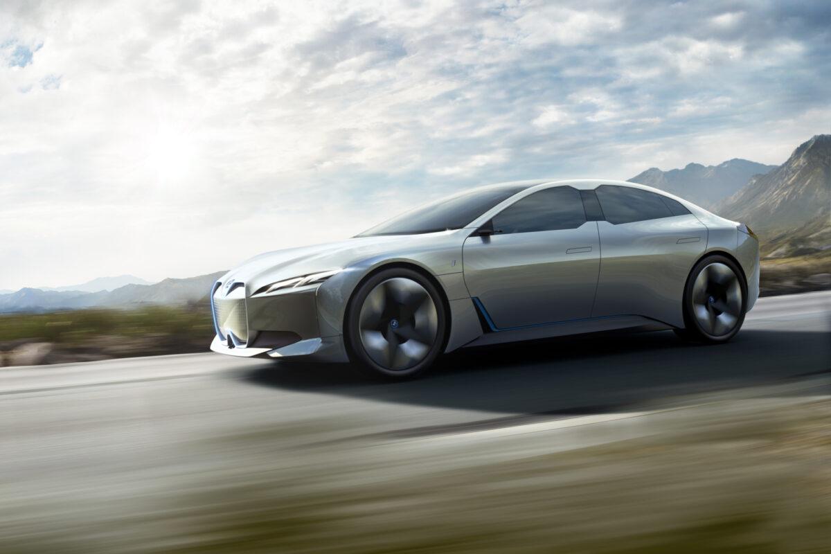 BMW i4: Série 3 em versão elétrica | Unibanco
