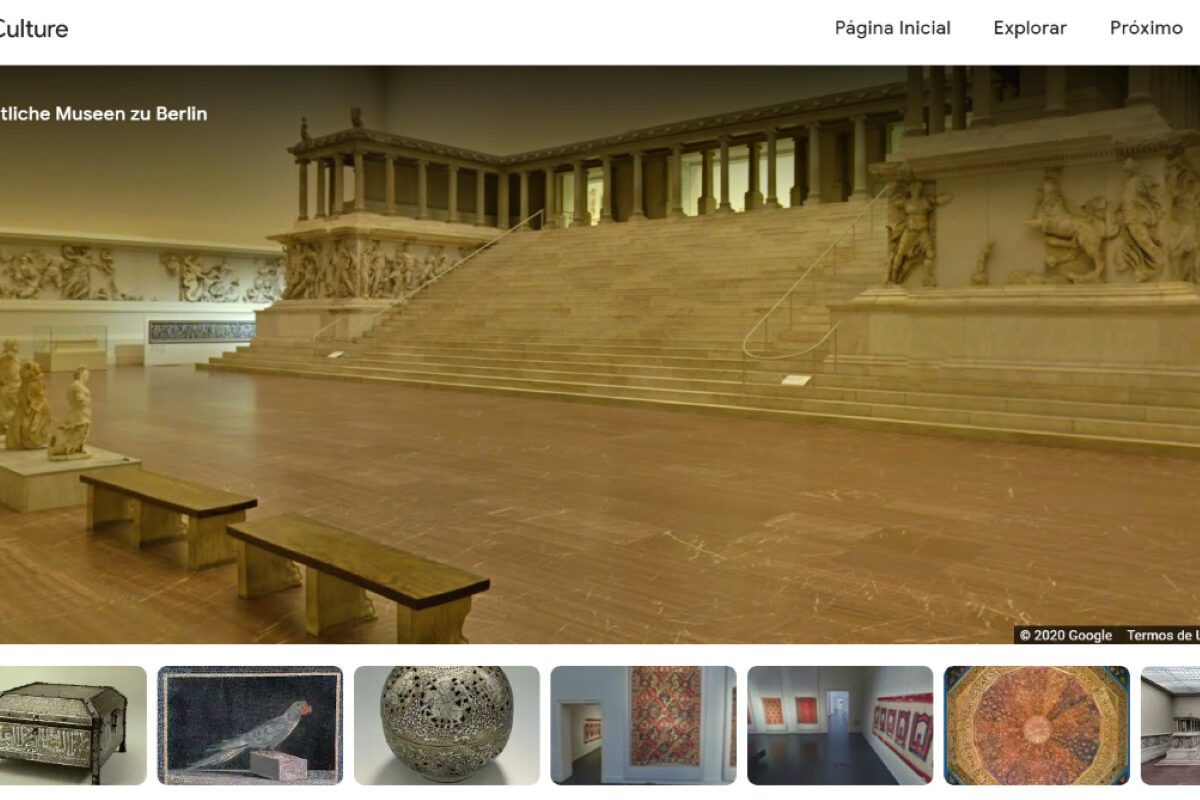 Todos os grandes museus para visitar em casa | Unibanco