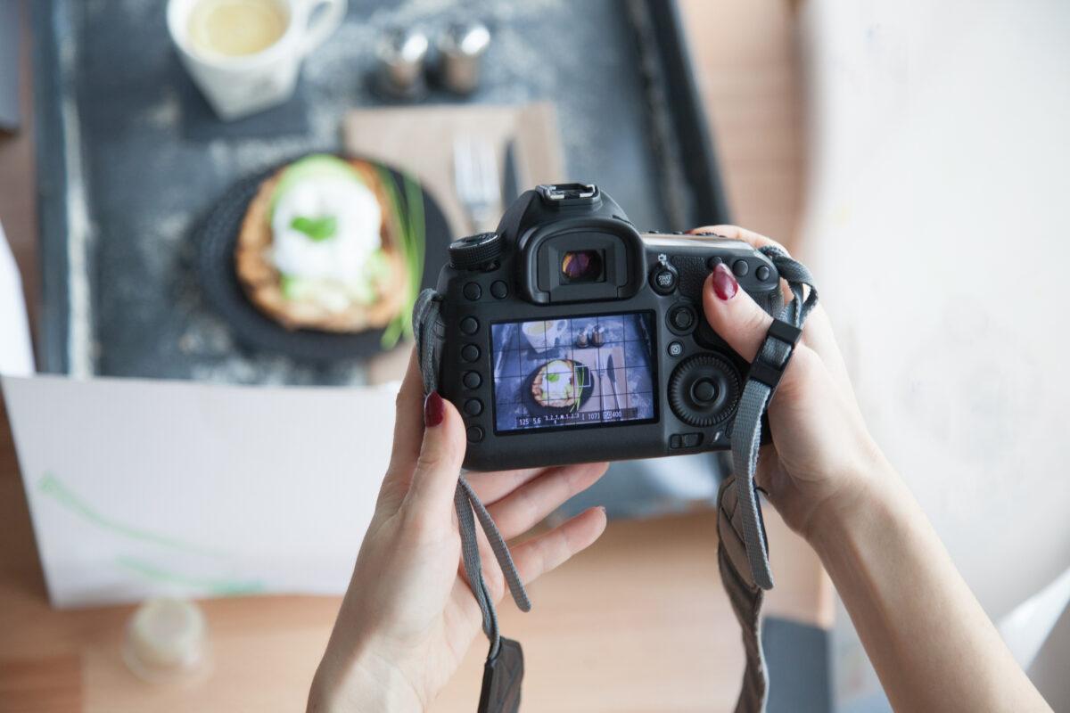 Fotografar comida como um profissional | Unibanco