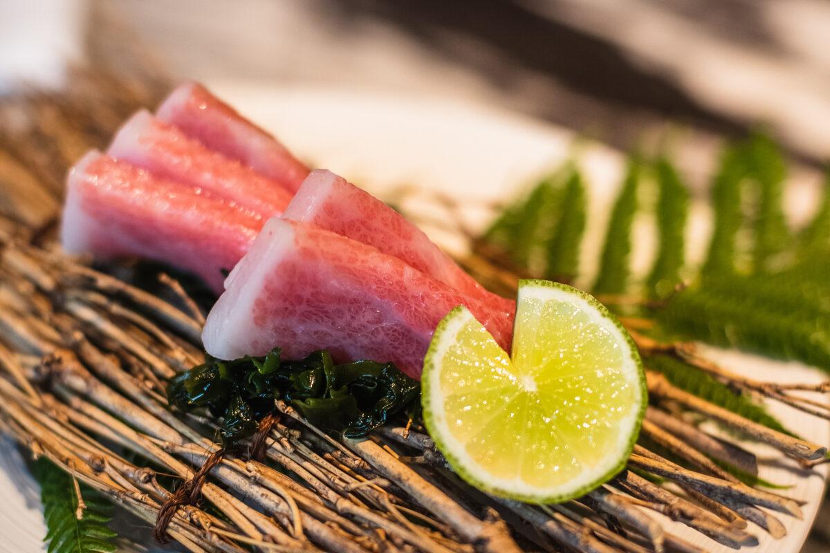 O Praia no Parque é barra em  sushi   Unibanco