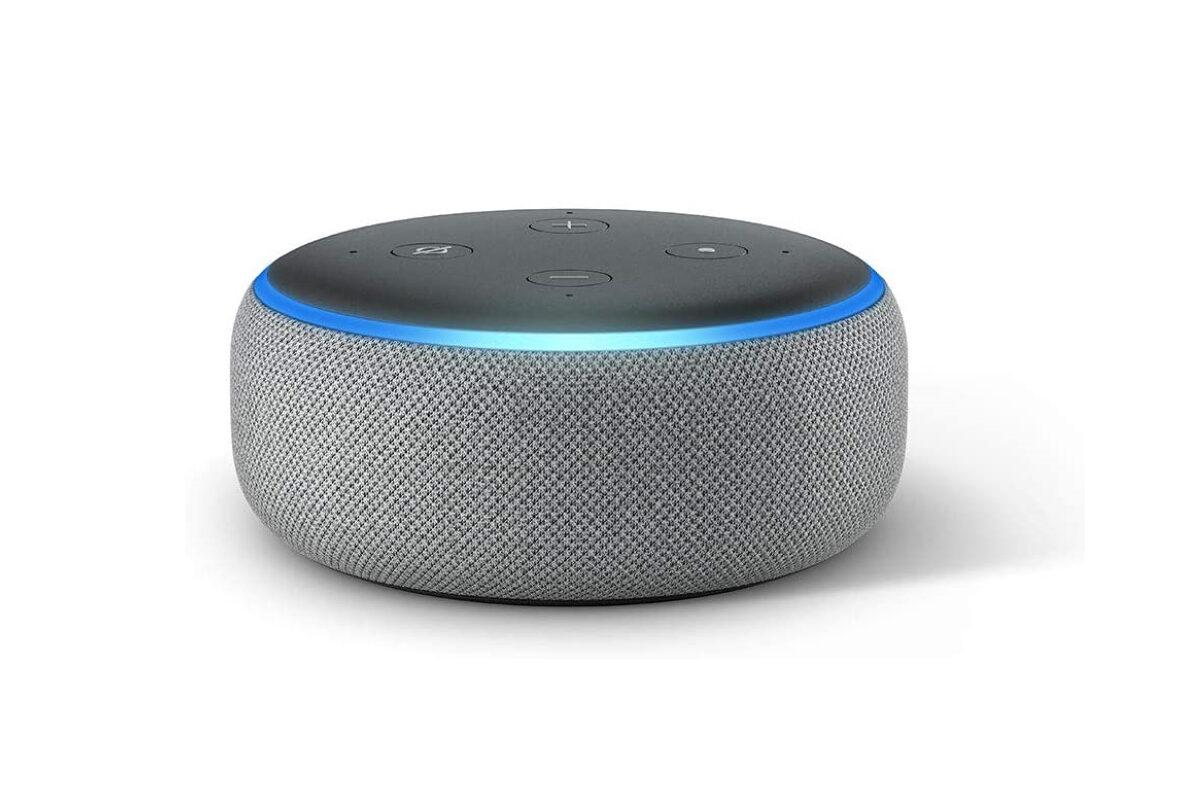 Amazon Echo Dot - Alexa, Google: a moda dos assistentes virtuais - Unibanco