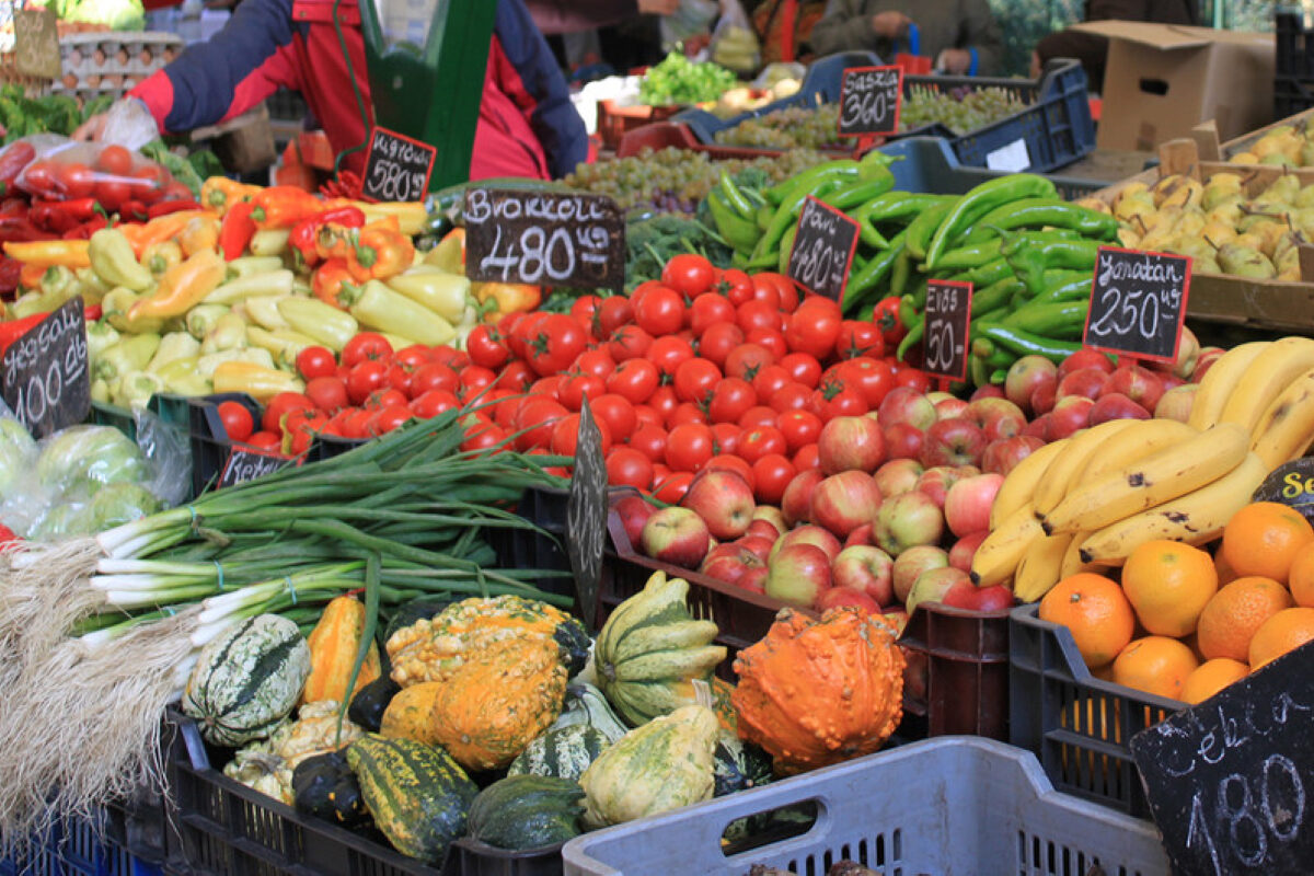 2021, O ano das frutas e vegetais | Unibanco