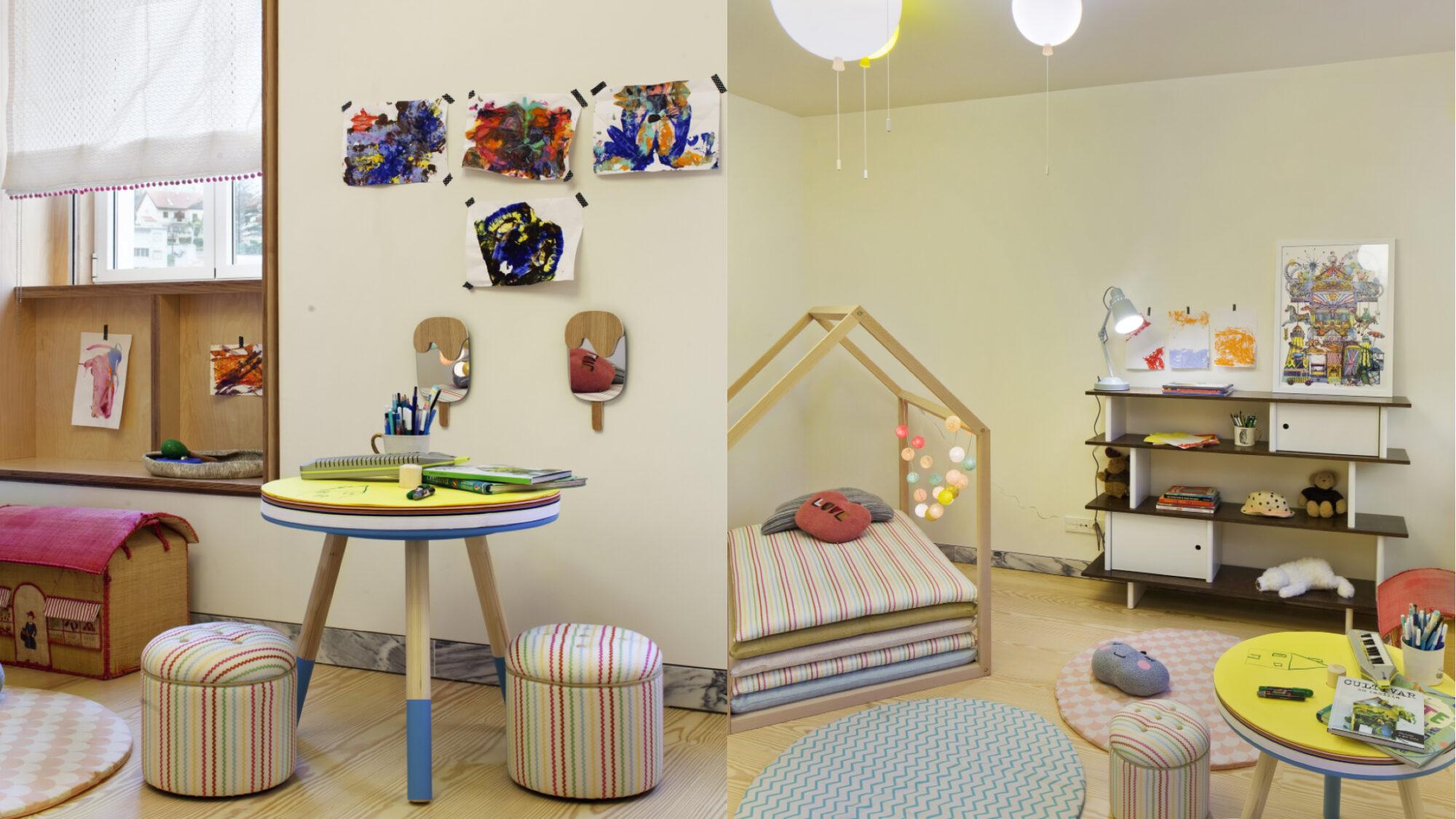 Gracinha Viterbo explica como decorar o quarto das crianças | Unibanco