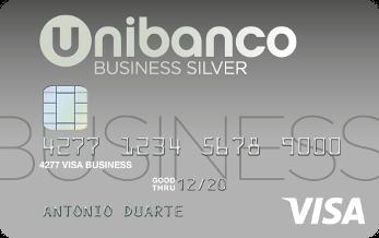Cartão de crédito business silver Unibanco