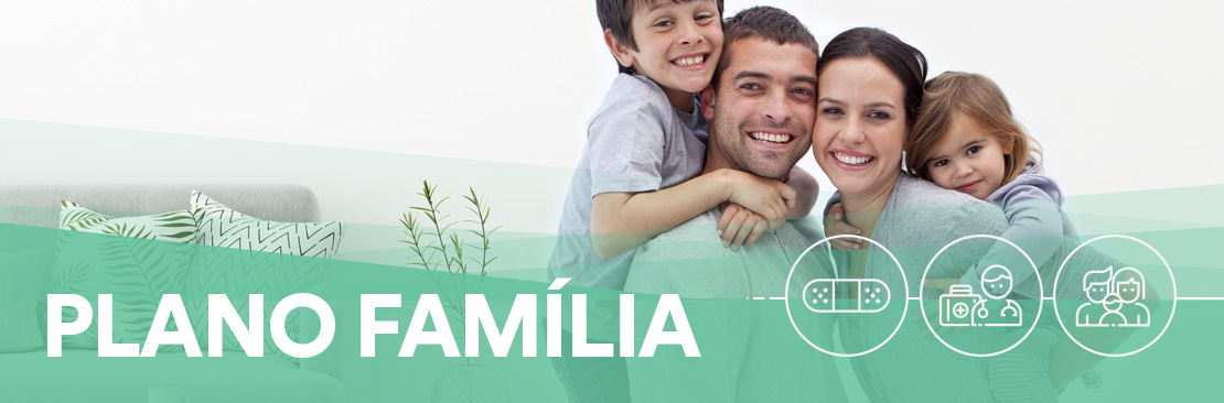 Banner Seguro Plano Família
