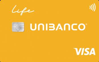 Cartão de Crédito Unibanco Life