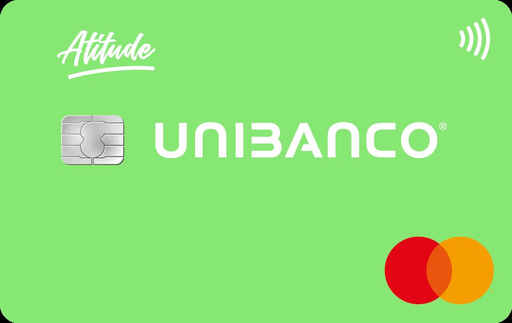 Cartão Atitude Unibanco | Cartão de Crédito Sem Anuidade
