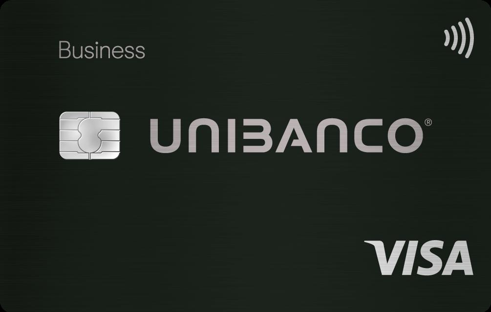 Cartao de credito empresa unibanco Visa Business