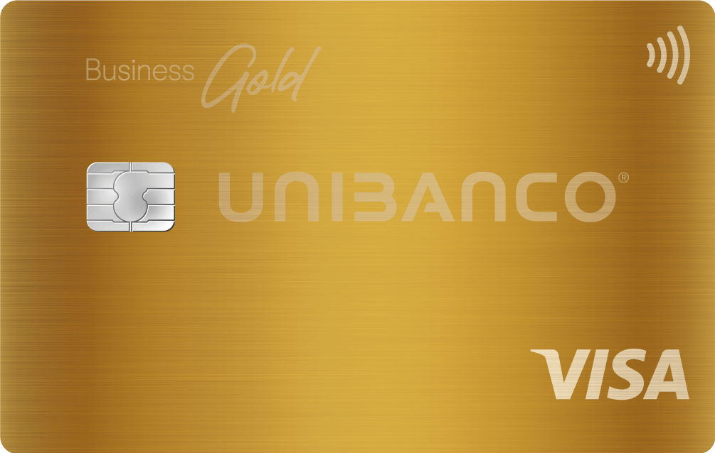 Cartao de credito empresas unibanco Visa BusinessGold