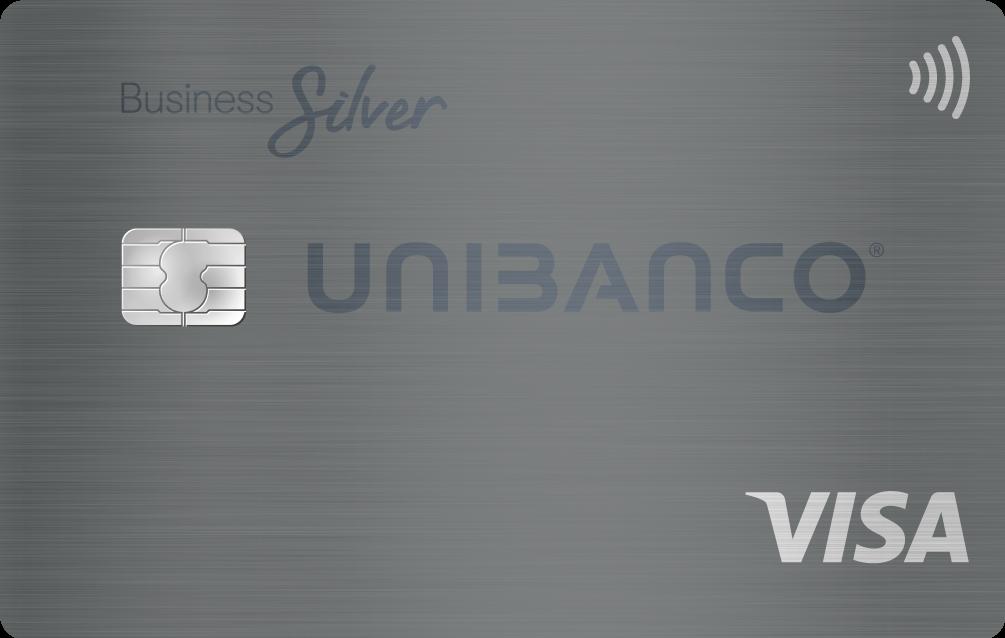 Cartao de credito empresa unibanco Visa BusinessSilver